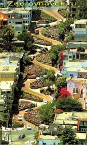 удивительные места, достопримечательности Америки, достопримечательность Сан – Франциско