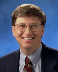 основные принципы, Бил Гейтс