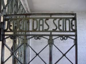 концентрационный лагерь, Бухенвальд, лагерь смерти, каждому свое