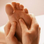 китйский массаж ног