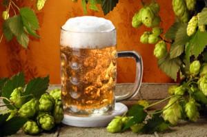 пиво, ванны из пива, пивные ванны, история пива, суп из пива, соус из пива