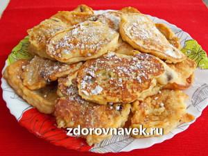 готовим сами, полезные рецепты, вкусные оладьи, готовим быстро, вкусно и полезно, оладьи с яблоками, творожные оладьи, оладьи на кефире рецепт